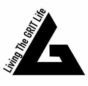 Logo for Living the GRIT Life