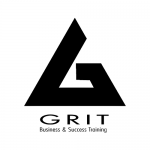 Logo for Grit business revelations.